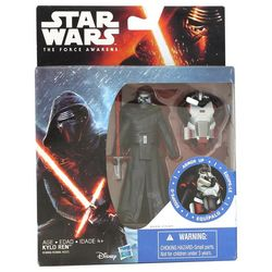 Star Wars The Force Awakens Kylo Ren Figurine
