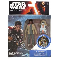 Star Wars The Force Awakens Finn Starkiller Base Figurine