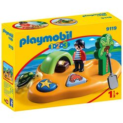 Playmobil Pirate Island Play Set