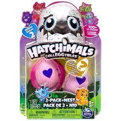 Hatchimals 2-pk. CollEGGtibles Season 2 + Nest