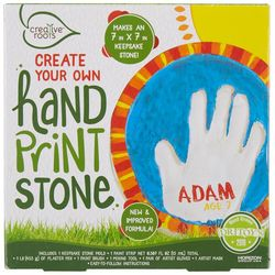 Creative Roots Create Your Own Handprint Stone