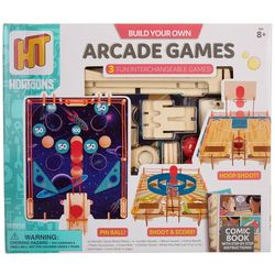 Howtoons Build Your Own Arcade Games Kit