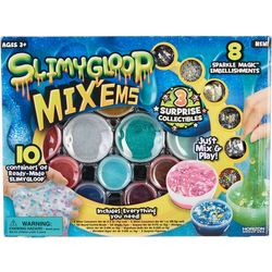 Slimygloop Mix'ems 10-pk. Sparkle Magic Set