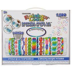 The Original Rainbow Loom Bracelet Craft Kit & Display Rack