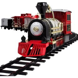 FAO Schwarz 30-pc. Motorized Train Set