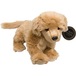 FAO Schwarz Golden Retriever Plush Toy