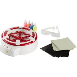 FAO Schwarz 3D Light Up Spin Art Set