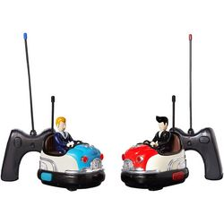 FAO Schwarz Nostalgic Model Bumper Car Set
