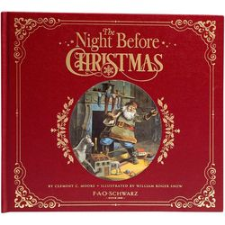 FAO Schwarz The Night Before Christmas Book