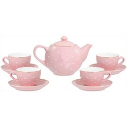 FAO Schwarz 9-pc. Ceramic Tea Party Set
