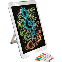 Discovery Kids Glowing Drawing Easel