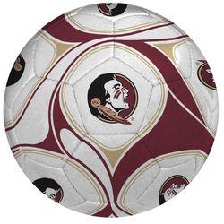 Florida State Hi-gloss Mascot Soccer Ball