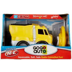 Kid Galaxy Squeezable GoGo Auto My First RC Dumptruck