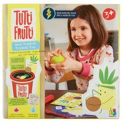 Tutti Frutti Neon Tropical Scented Modeling Dough Set