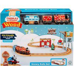 Thomas & Friends Wood Snowy Rails Set