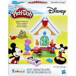 Play-Doh Disney Magical Playhouse Set