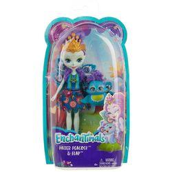 Enchantimals Patter Peacock & Flap Doll