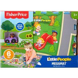 Fisher-Price Little People Mega Mat