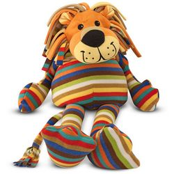 Melissa & Doug Elvis Lion Stuffed Animal