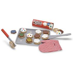 Melissa & Doug Wooden Slice and Bake Cookie Play Set