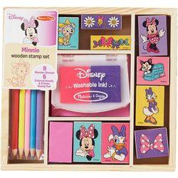 Melissa & Doug Disney Minnie Mouse Stamp Set