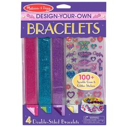 Melissa & Doug Design Your Own Bracelets Set