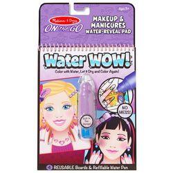 Melissa & Doug Makeup & Manicures Water-Reveal Pad Set