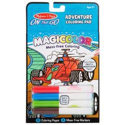 Melissa & Doug Adventure Magicolor Coloring Pad Set