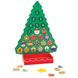Melissa & Doug Countdown To Christmas Tree