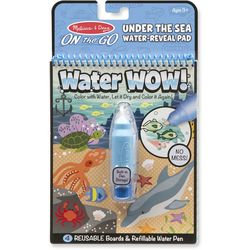 Melissa & Doug Water Wow! Under The Sea Water Reve