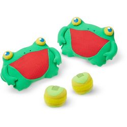 Melissa & Doug Skippy Frog Toss & Grip
