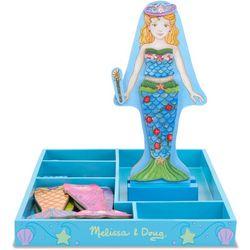 Melissa & Doug Merry Mermaid Magnetic Dress-Up Set