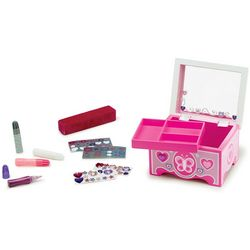Melissa & Doug Decorate-Your-Own Jewelry Box
