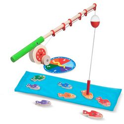 Melissa & Doug Catch & Count Magnetic Fishing