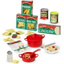 Melissa & Doug Prepare & Serve Pasta Play Set