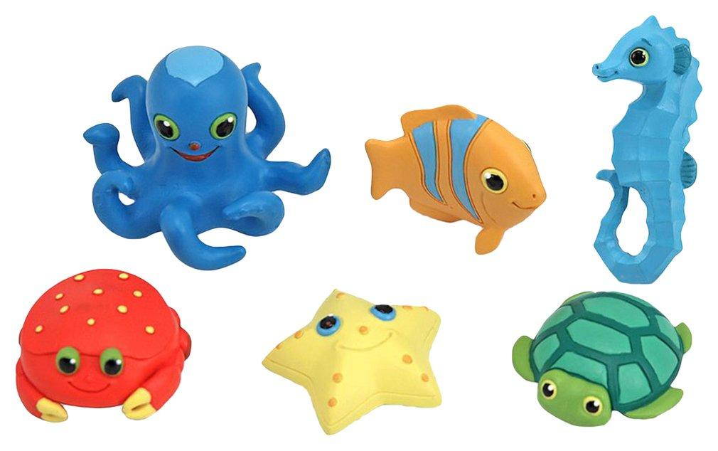 Toys & Hobbies Fishing Toys Learning & Education Magnetic Fishing Toy Comes With 6 Fish And A Fishing Rods Outdoor Fun & Sports Fish Toy Gift For Baby/kid Special Buy