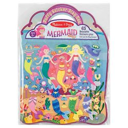 Melissa & Doug Mermaid Puffy Sticker Play Set