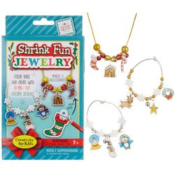 Creativity For Kids Shrink Fun Jewelry For Holiday