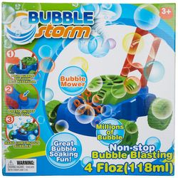 Bubble Storm Bubble Mower