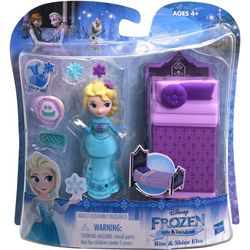 Disney Frozen Rise & Shine Elsa Little Kingdom Set