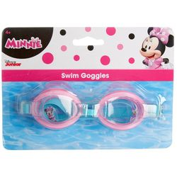 Disney Minnie Mouse Girls Swim Goggles