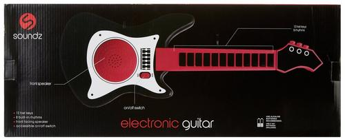 Soundz Electronic Guitar Bealls Florida