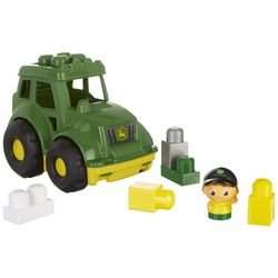 MEGA BLOKS John Deere Lil' Tractor Set