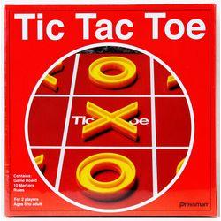 Pressman 10-pc. Tic Tac Toe Game Set