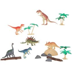 JcDiana Animal World Prehistoric Animal & Accessories Set