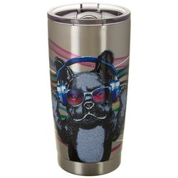 Nukuze 20 oz. Stainless Steel Dog Beats Travel