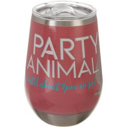 Nukuz 12 oz. Stainless Steel Party Animal Tumbler