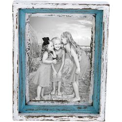 Beach Combers Distressed Antique Photo Frame