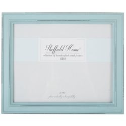 Sheffield Home 8'' x 10'' Distressed Teal Frame