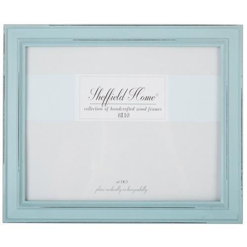 Sheffield Home 8 X 10 Distressed Teal Frame Bealls Florida